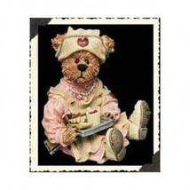 "Boyds Bearstone ""Rosemary Bearhugs...T.L.C.""  #228316- NEW -1999 -Retired - $19.99"