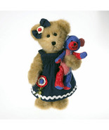 "Boyds Bears ""Samantha Maybearie w/Roxie"" #4021480 - 10"" Plush Bear- NWT-2011 - $29.99"