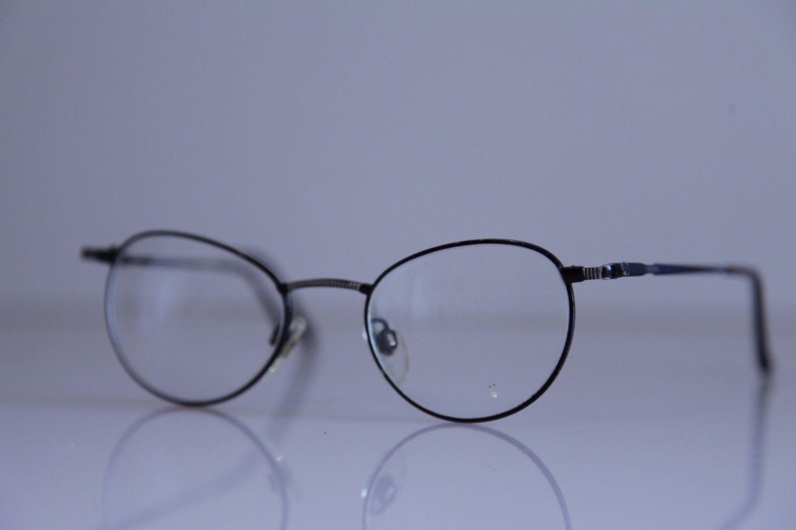 Vintage METZLER Eyewear, Dark Blue Frame, RX-Able  Prescription lenses. GERMANY