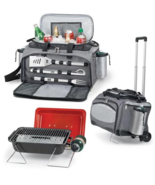 PicNic Time Vulcan Ultimate Tailgating Camping All-In-One Set without Tr... - $209.97