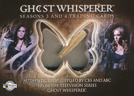 Ghost Whisperer Seasons 3 and 4 Piece of Vine GW3&4-P5 Prop Card - $30.00