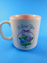 Great Mothers Day Gift Mug Cup  I Love You  Russ - $5.53