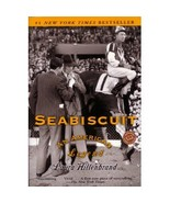Seabiscuit: An American Legend...Author: Laura Hillenbrand (used paperback) - $7.00