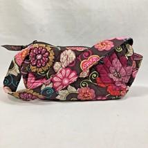 Vera Bradley Mod Floral Pink Maggie Shoulder Bag Purse Handbag w/ Cargo ... - £19.74 GBP