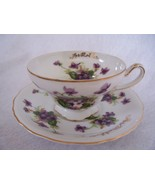 Norcrest Sweet Violets for Mother Teacup and Sa... - $24.99