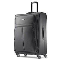 Samsonite Leverage LTE Expandable Softside Checked Luggage with Spinner Wheels,  - $174.82