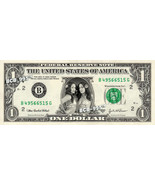 BELLA TWINS Wrestler on REAL Dollar Bill Collectible Celebrity Cash Mone... - $5.89 CAD