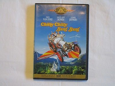 Primary image for Chitty Chitty Bang Bang - 1968 (DVD, 1998)