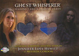Ghost Whisperer Seasons 3 and 4 G3&4-C9 Melinda's Shirt & Coat Dual Cost... - $30.00