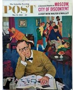The Saturday Evening Post May 14, 1960 - FULL MAGAZINE - $19.78