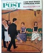 The Saturday Evening Post January 30, 1960 - FULL MAGAZINE - $19.78