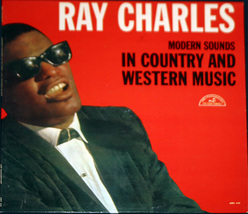 "Ray Charles   ""Country & Western""    LP - $6.00"