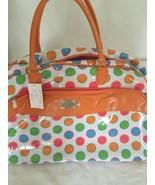 Polka Dot Carry On Bag - $12.99