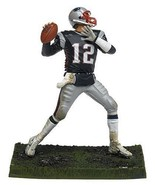 NFL Series 11 Figure: Tom Brady, New England Patriots Navy Jersey - $68.31