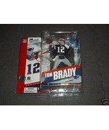 McFarlane NFL Series 11 Figure: Tom Brady New England Patriots Navy Jers... - $45.49