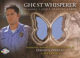 Ghost Whisperer Seasons 3 and 4 G3&4-C12 Jim's Paramedic Shirt Costume Card - $12.00