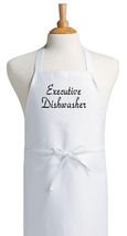 Executive Dishwasher Funny Apron For The Kitche... - $9.85