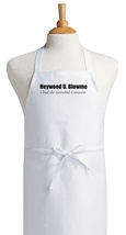 Heywood U. Blowme Offensive Sexy Apron, Aprons With Mature Sayings - $9.85