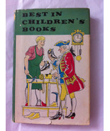 Best in Children's Books Vol 6 Doubleday Early America Italy 1958 Good C... - $7.00