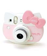 NEW Hello Kitty Fujifilm 40th Instax Mini Cheki Instant Polaroid Camera ... - $137.61