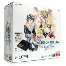 PlayStation 3 TALES OF XILLIA X Edition 160GB (CEJH-10018 )Japan Limited... - $711.81