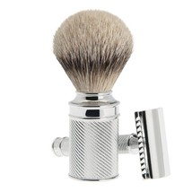 Muhle Classic Shaving set metal Double-edged ra... - $292.05