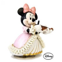 Japan limited! Disney Pottery Lace Doll Music B... - $147.51