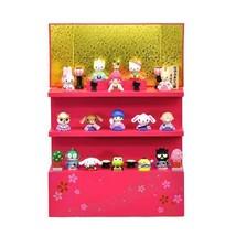 Sanrio x Yoshitoku Hello Kitty Vertical Dankazari 15 Hina dolls Kimonoset NEWF/S - $313.83