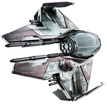 STAR WARS mid vehicle Obiwan Jedi Starfighter Figure Hasbro Free Shippin... - $319.00