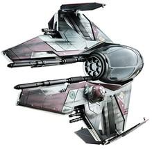 STAR WARS mid vehicle Obiwan Jedi Starfighter Figure Hasbro Free Shippin... - $319.00