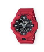 Casio G-Shock GA-700-4ADR Analog-Digital Red Resin Strap Men's Wrist Watch - $94.59