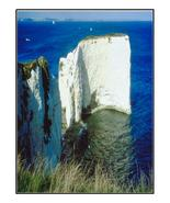 White rock formation in water-Digital Download-... - $4.00