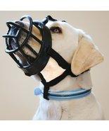 Baskerville Ultra Dog Muzzle Blue-Black Size 4 - $35.99