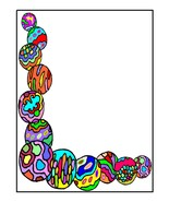 Ball Frame8740-Digital Download-ClipArt-ArtClip-Digital - $4.00
