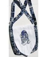 Star Wars R2D2 Design Custom Adjustable Strap Messenger Bag Brand New - $29.95