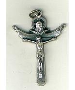 """Crucifix - Trinity - Three Persons -  1  1/4"""" - L055.0001 - $2.07"""