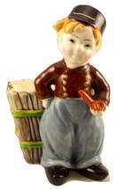 Vintage Napco ceramic  Dutch Boy planter S662 - $15.00