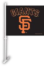 SAN FRANCISCO GIANTS CAR FLAG - $12.99