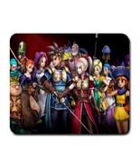 Dragon Quest Heroes Yamiryuu to Sekaiju no Shiro Game Gaming Mousepad New - $12.00