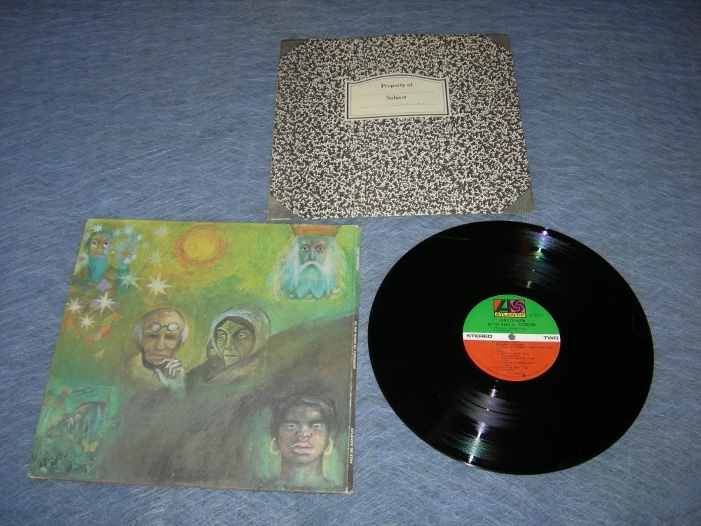 King Crimson - In The Wake Of Poseidon LP -