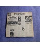 Vintage John Lennon - Some Time in New York City - classic vinyl from 1972 - $60.00