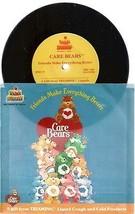 CARE BEARS (1986) Kid Stuff Triaminic 33-1/3 RPM record giveway - $9.89