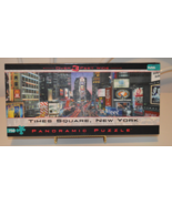 Times Square, New York Panoramic 750 Piece Puzzle by Buffalo Games - $9.50