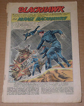 Blackhawk Comic Book Vintage 1964 - $9.99