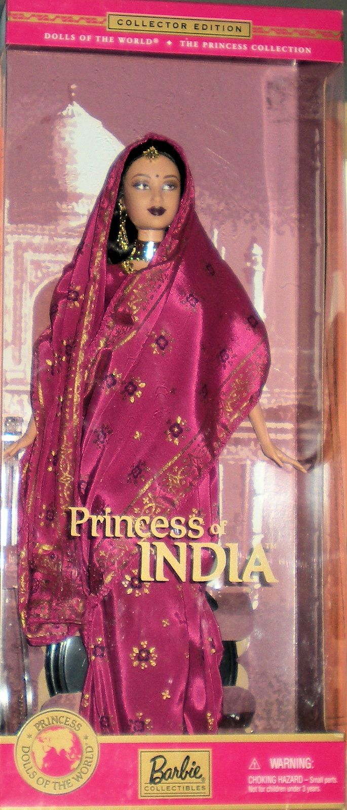 Barbie Doll - Dolls Of The World  Princess Of India