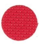 Christmas Red 11ct Aida 36x25 (1/2 yd) cross stitch fabric Wichelt - $20.70