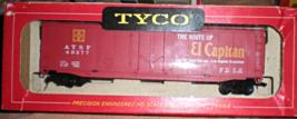 HO Trains -HO Scale Tyco El Capitan Box Car - $5.95