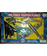 Air Force Fighter Planes  5 Pack (NEW) - $10.00