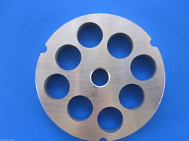 """#32 x 3/4"""" (20mm) STAINLESS Meat Grinder Plate Screen Hobart 4332 4532 LEM etc - $26.48"""
