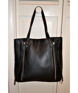 NWT $438 POSSE New York Black Leather *Juliana*... - $123.38